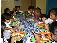 Amigos de Boquete Volunteer Nutrition Program